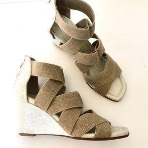 DONALD /PLINER wedge sandals